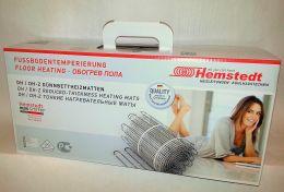 Мат нагревательный двухжильный для теплого пола Hemstedt  DH 2250вт, 15 кв.м.