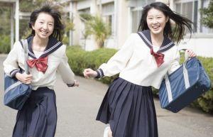 Сумка японской школьницы