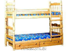 Детская кровать Соня (без матрасов)