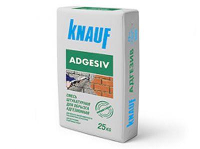КНАУФ Адгезив- штукатурка для обрызга адгезионная (25 кг)