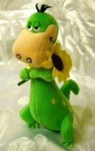Дракончик Пусик (зеленый)
