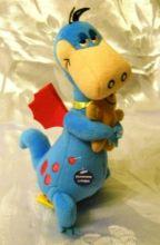 Дракончик Пусик (синий)