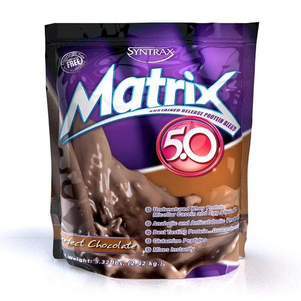 Syntrax - Matrix 5.0