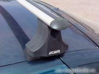 Багажник на крышу Daewoo Espero, Атлант, аэродинамические дуги