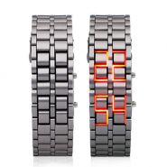 Японские LED часы SAMURAI