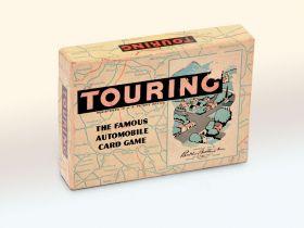 TOURING (ТУРИЗМ). Настольная игра из Америки середины прошлого века.
