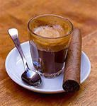 Кубинский Ром - десертный кофе в зернах