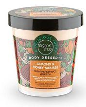 Питательный мусс для тела, Almond & Honey Mousse 450 мл
