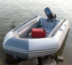 Надувная лодка Classic Line 370