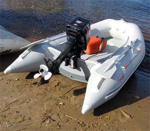 Надувная лодка Badger Fishing Line 270 AD
