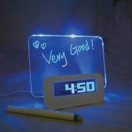 Часы с LED-доской для сообщений