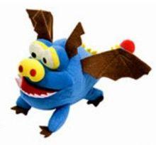 Дракончик Зубастик синий