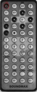HYUNDAI H-CMD4004, SOUNDMAX SM-CMD3005, SM-CMD3006, SUPRA SDD-T3003