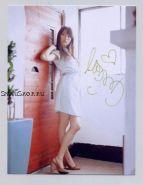 Автограф, Риоко Хиросуэ