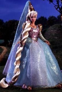 Barbie as Rapunzel, 1994, Mattel, Кукла Барби Рапунцель, коллекция Children's Classics