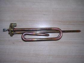 ТЭН_2,0 кВт RCA б/терморег.,фланец,б/изол.(92 см.) (И)