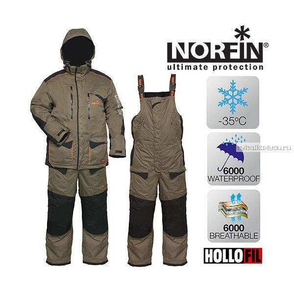 Купить Костюм Norfin Discovery (-35 С) (Артикул: 45100)