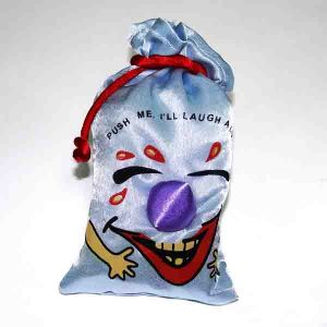 Мешок со смехом (голубой)