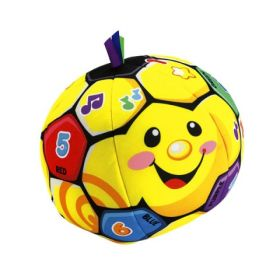 Футбольный мяч, cерия Смейся и учись, FISHER-PRICE