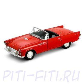 "WELLY. Масштаб 1:34-39. Кабриолет ""Ford Thunderbird"""