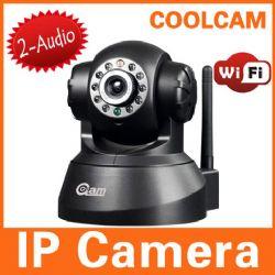 Беспроводная IP камера видеонаблюдения