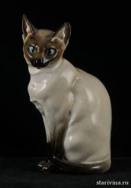 Сиамская кошка, Hutschenreuther, Германия, 1970 гг