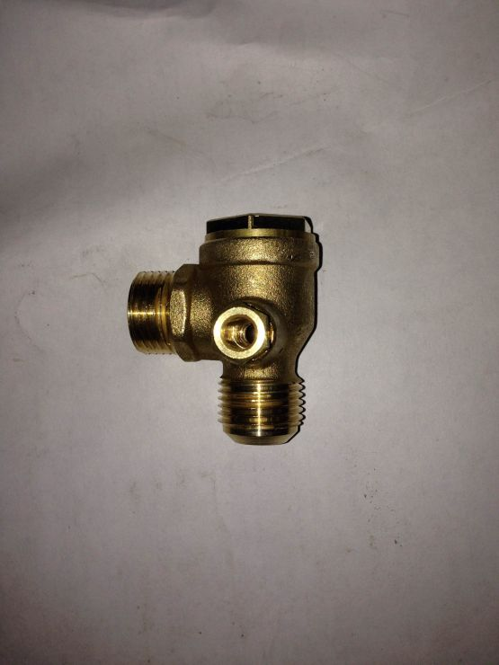 """Обратный клапан для воздушного ресивера М1/2""""-М1/2"""""""