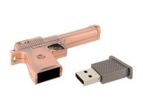 Флешка - Пистолет (USB 2.0 / 8GB)