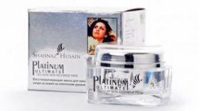 PLATINUM ULTIMATE CELLULAR SKIN RECHARGE MASK50gm/ Восстанавливающая маска для максимального ухода за кожей на клеточном уровне Shahnaz Husain