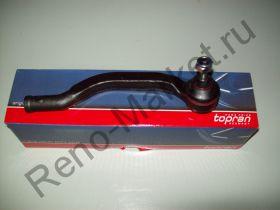 Наконечник рулевой тяги правый (Laguna II) Hans Pries Topran 207043586 аналог 7701049283