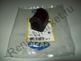 Подушка (опора, втулка) переднего стабилизатора (Symbol) Sasic 4001517 аналог 7700835929
