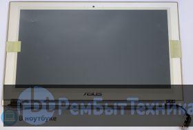 Матрица (крышка) для Asus UX21 UX21E HW11WX101 бронзовая в сборе