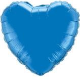 "Фигура ""Сердце"" синий, 18"", Испания"