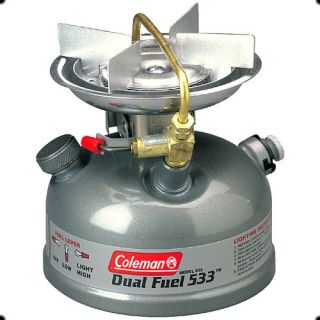 Мультитопливная горелка Coleman 533 Dual Fuel