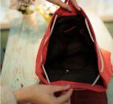 "Брезентовый классический рюкзак ""Holiday Backpack"" - Orange-red"