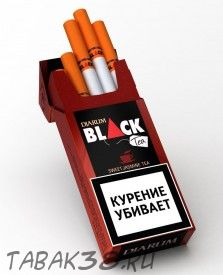 Кретек Djarum Black Tea
