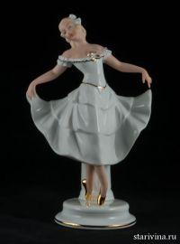 Балерина, Unterweissbach, Германия
