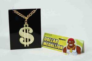 """Медальон """"Доллар"""""""