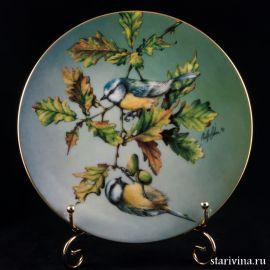 Лазоревка, Hamilton Collection, Англия