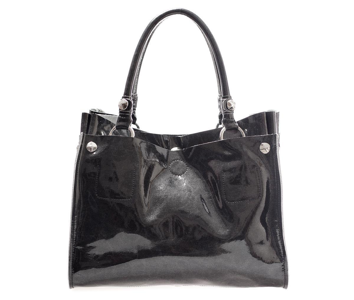 33f6fda93fee Сумка из лакированной кожи - Купить сумку из лакированной кожи