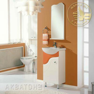 Мебель для ванной комнаты Акватон Колибри 45 (комплект)