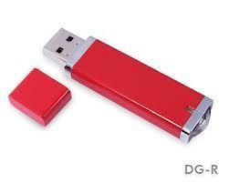 8GB USB-флэш накопитель Apexto U206A, Красная
