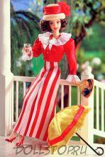 коллекционная кукла Барби Кока-Кола  Coca-Cola After the Walk Barbie Doll