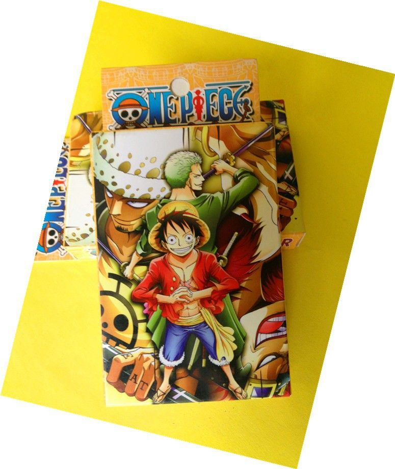 "Аниме карты ""One Piece"""
