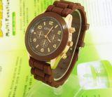 Модные и стильные часы GENEVA (10 цв.)