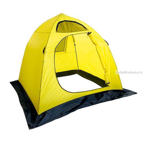 Купить Палатка зимняя Holiday EASY ICE 180х180 жел