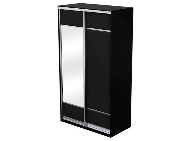 Шкаф двухдверный Como/Veda (ЛДСП) | Орматек