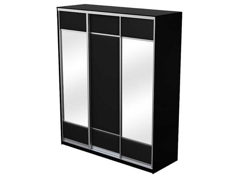 Шкаф трехдверный Como/Veda (ЛДСП) | Орматек