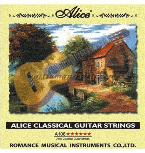 ALICE А106-H Струны для классич. гитары