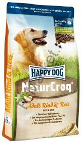 Happy Dog NaturCroq Говядина и Рис - качественный и недорогой!